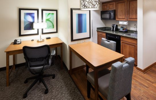 Hotel-Bar Homewood Suites by Hilton Omaha-Downtown