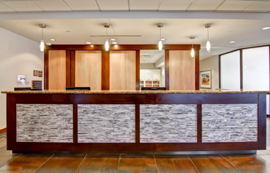 Hotelhalle Homewood Suites by Hilton Omaha-Downtown