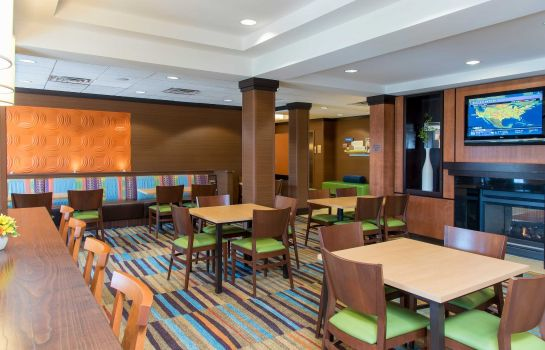 Restaurant Fairfield Inn & Suites Omaha Downtown