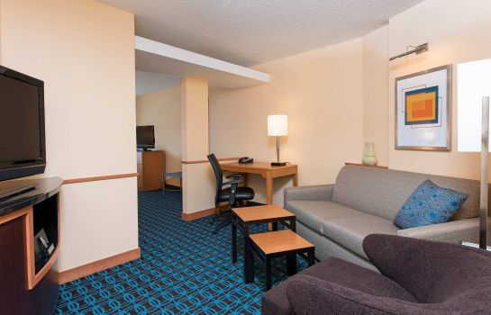Zimmer Fairfield Inn & Suites Omaha Downtown