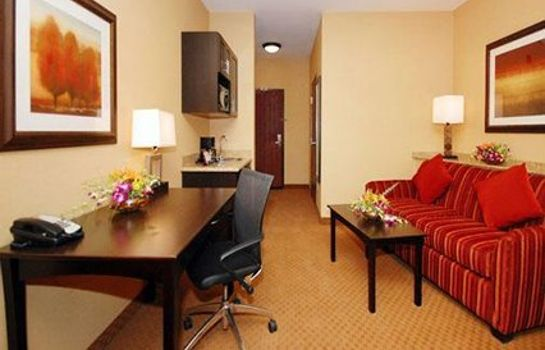 Suite Comfort Suites Ontario Convention Center