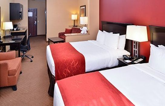Zimmer Comfort Suites Ontario Convention Center