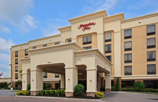 Außenansicht Hampton Inn Chattanooga-North-Ooltewah TN