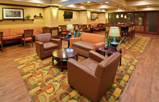 Hotelhalle Hampton Inn Chattanooga-North-Ooltewah TN