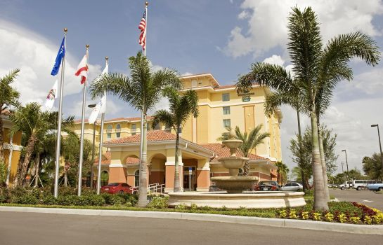 Vista exterior Homewood Suites by Hilton Lake Buena Vista - Orlando