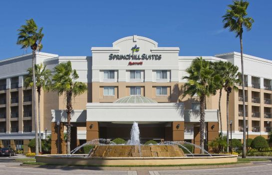 Außenansicht SpringHill Suites Orlando Lake Buena Vista in Marriott Village