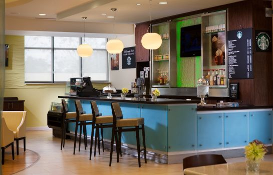 Hotel-Bar SpringHill Suites Orlando at SeaWorld®