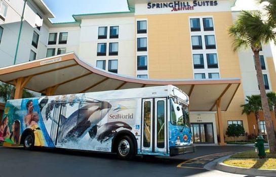 Info SpringHill Suites Orlando at SeaWorld®