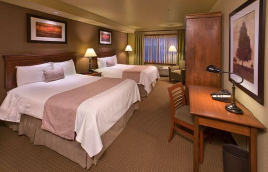Chambre LODGE AT FEATHER FALLS CASINO