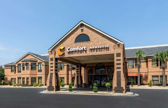 Außenansicht Comfort Inn and Suites Perry