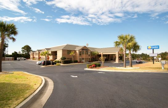 Vista exterior Comfort Inn & Suites Perry
