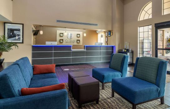 Hotelhalle Comfort Inn and Suites Perry