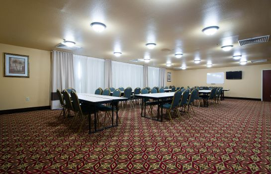 Sala konferencyjna Comfort Inn & Suites Perry