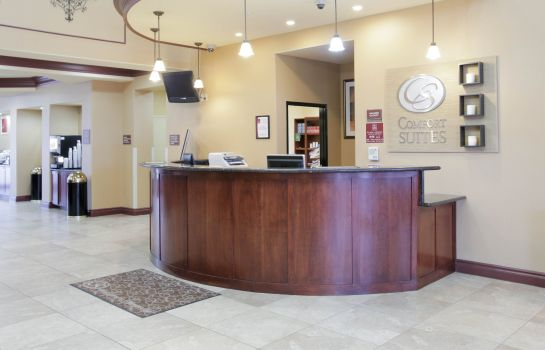 Hol hotelowy Comfort Suites Pflugerville - Austin North
