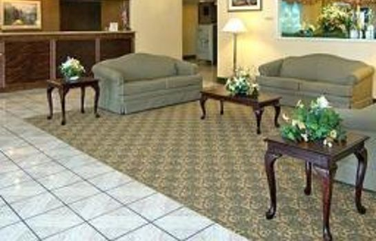 Hotelhalle Quality Inn Pharr