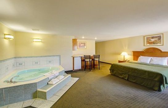 Suite Quality Inn Pharr