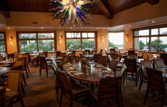 Restaurant Dolphin Bay Resort And Spa