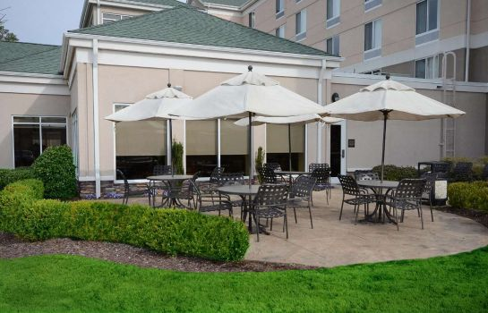 Buitenaanzicht Hilton Garden Inn Raleigh Triangle Town Center