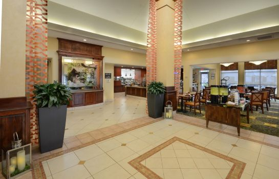 Hotelhalle Hilton Garden Inn Raleigh Triangle Town Center