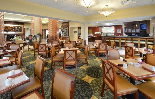 Restaurante Hilton Garden Inn Raleigh Triangle Town Center