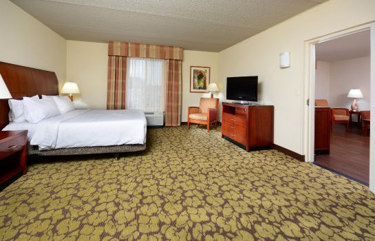 Suite Hilton Garden Inn Raleigh Triangle Town Center