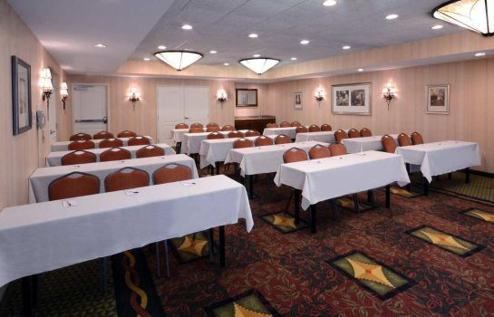 Sala de reuniones Hilton Garden Inn Raleigh Triangle Town Center