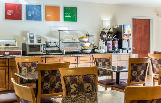 Restaurante Comfort Inn Raleigh