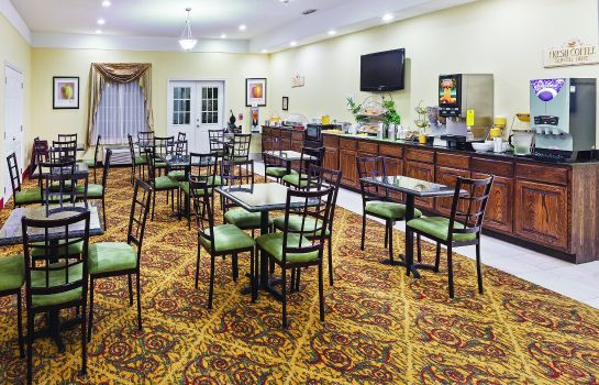 Hotelhalle La Quinta Inn and Suites Raymondville