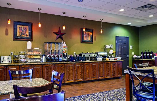 Hotelhalle La Quinta Inn and Suites Fort Worth NE Mall