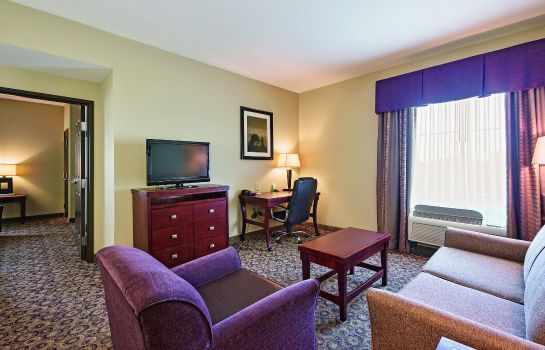 Suite La Quinta Inn and Suites Fort Worth NE Mall