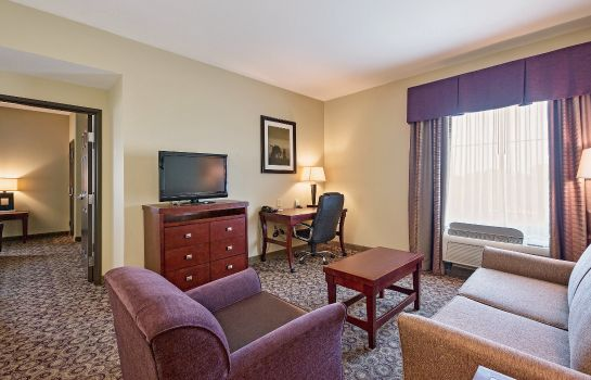 Suite La Quinta Inn Ste Ft Worth NE Mall