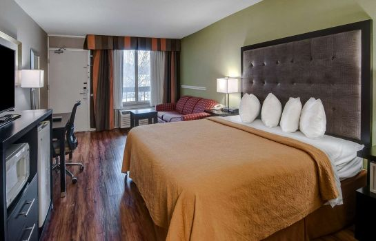 Suite Quality Inn Roanoke Airport