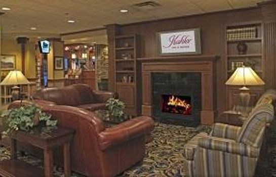 Hotelhal THE KAHLER INN & SUITES