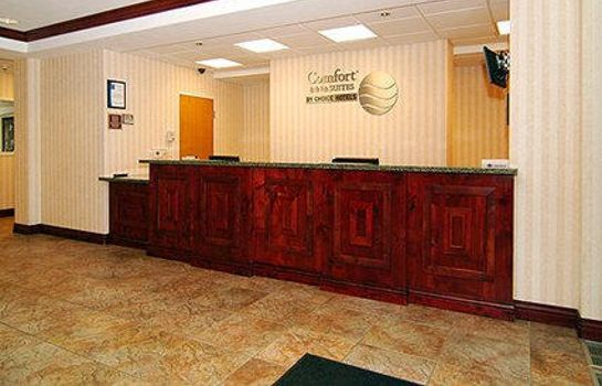 Hotelhalle Comfort Inn and Suites Rock Springs