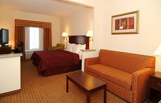 Suite Comfort Inn & Suites Rock Springs