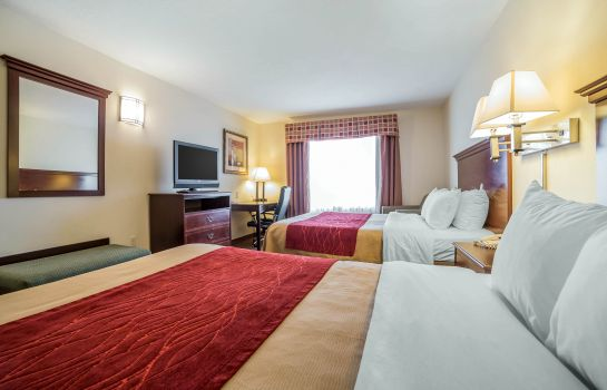 Zimmer Comfort Inn & Suites Rock Springs