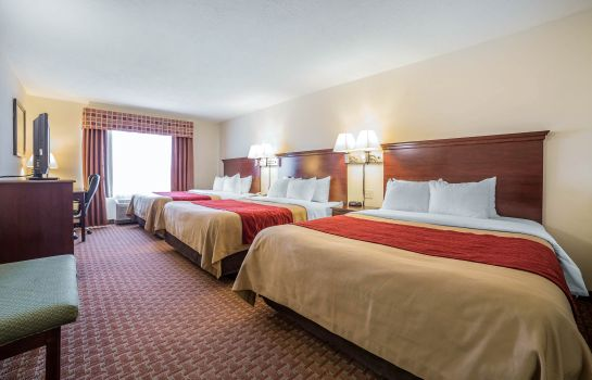 Zimmer Comfort Inn and Suites Rock Springs