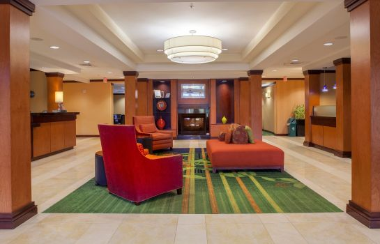 Hotelhalle Fairfield Inn & Suites St. Augustine I-95