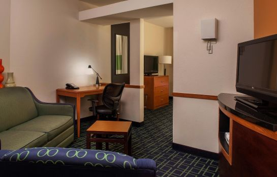 Zimmer Fairfield Inn & Suites St. Augustine I-95