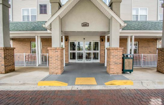 Vista exterior Comfort Inn & Suites I-95 - Outlet Mall
