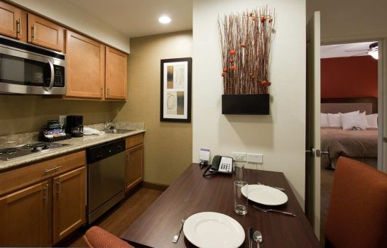 Hotel-Bar Homewood Suites by Hilton St Louis - Galleria