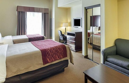 Suite Comfort Inn near Seaworld - Lackland AFB