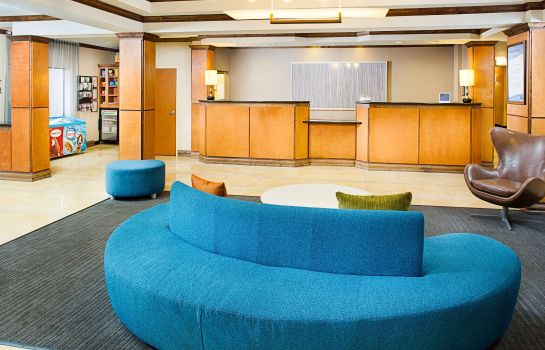 Hotelhalle Fairfield Inn & Suites San Antonio SeaWorld®/Westover Hills