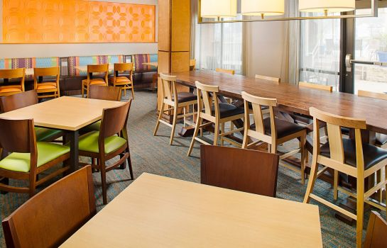 Restaurant Fairfield Inn & Suites San Antonio SeaWorld®/Westover Hills