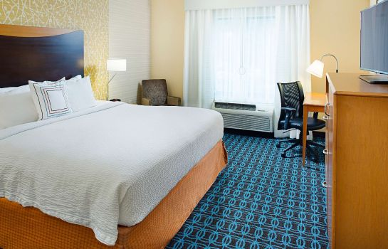 Zimmer Fairfield Inn & Suites San Antonio SeaWorld®/Westover Hills