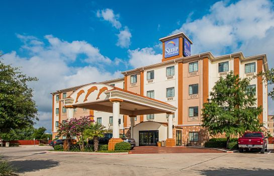 Außenansicht Sleep Inn & Suites near Seaworld