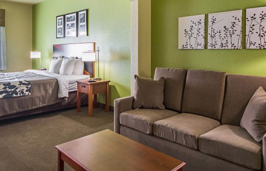 Zimmer Sleep Inn & Suites near Seaworld