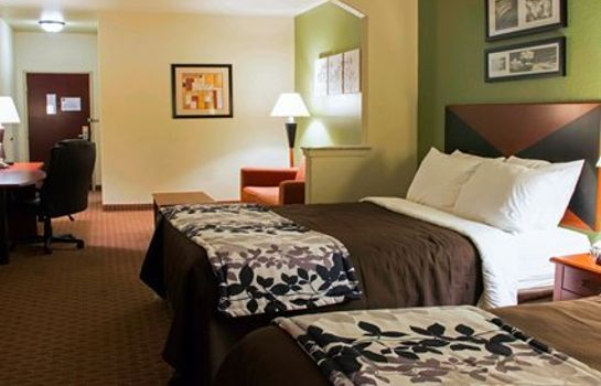 Suite Sleep Inn & Suites at Six Flags