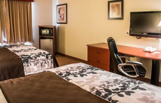 Zimmer Sleep Inn & Suites at Six Flags