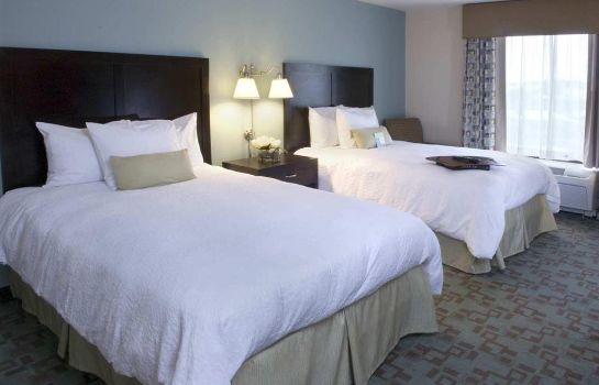 Zimmer Hampton Inn and Suites Savannah-Airport